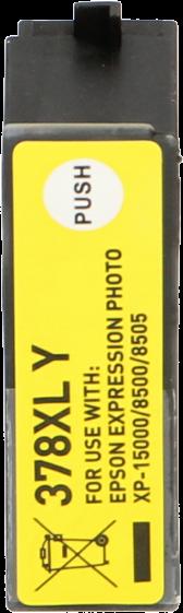 Huismerk Epson 378XL geel