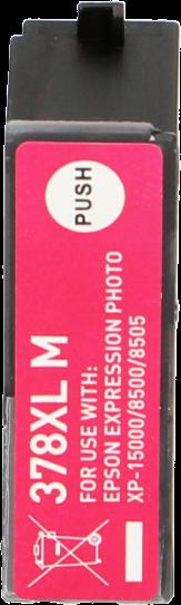 Huismerk Epson 378XL magenta