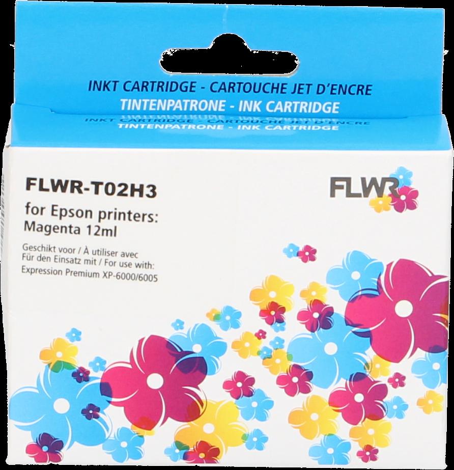 FLWR Epson 202XL magenta