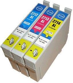 Epson 27XL 3-pack kleur