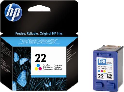 HP 22 kleur
