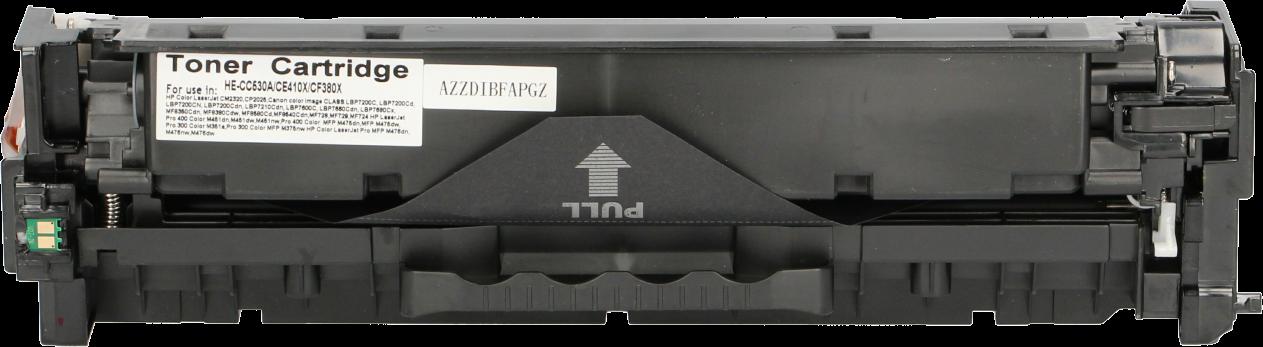 FLWR Canon 718 Duopack zwart