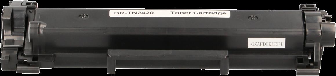 FLWR Brother TN-2420 zwart