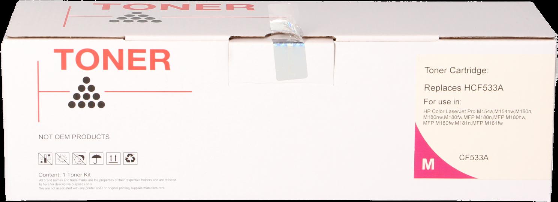 Huismerk HP 205A magenta