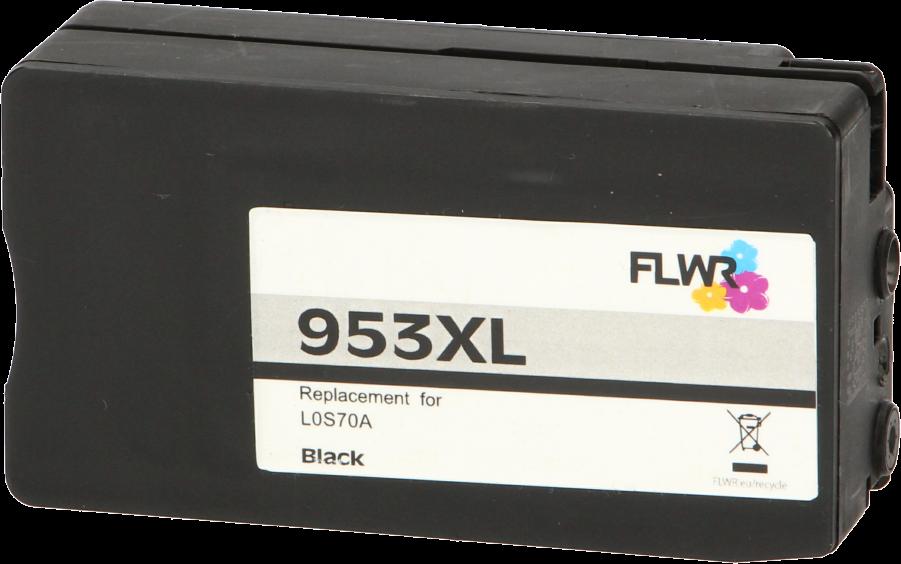 FLWR HP 953XL zwart en kleur