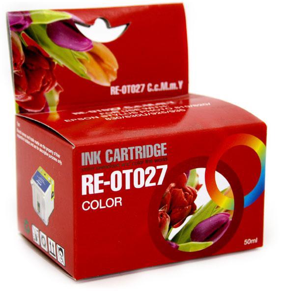 Huismerk Epson T027 kleur
