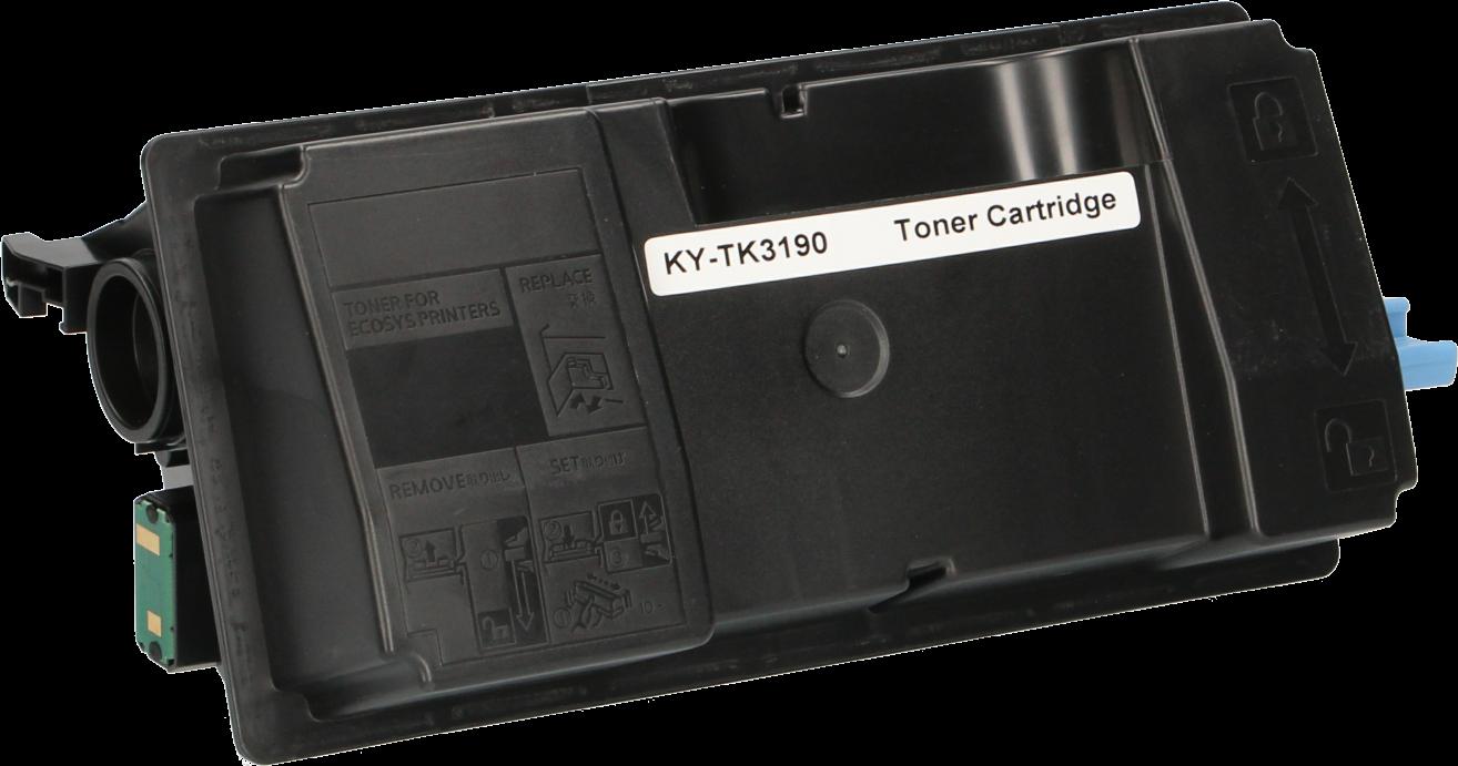 FLWR Kyocera Mita TK-3190 zwart