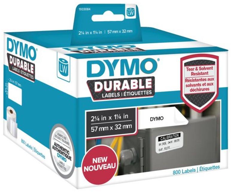Dymo 1933084 wit