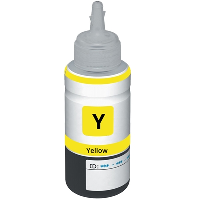 Huismerk Epson T6734 geel