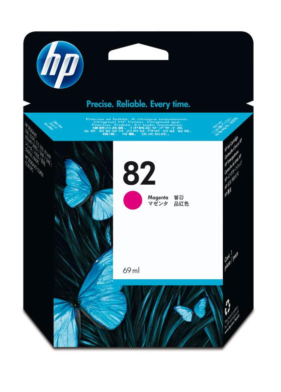 HP 82 magenta