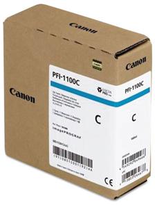 Canon PFI-1100 cyaan