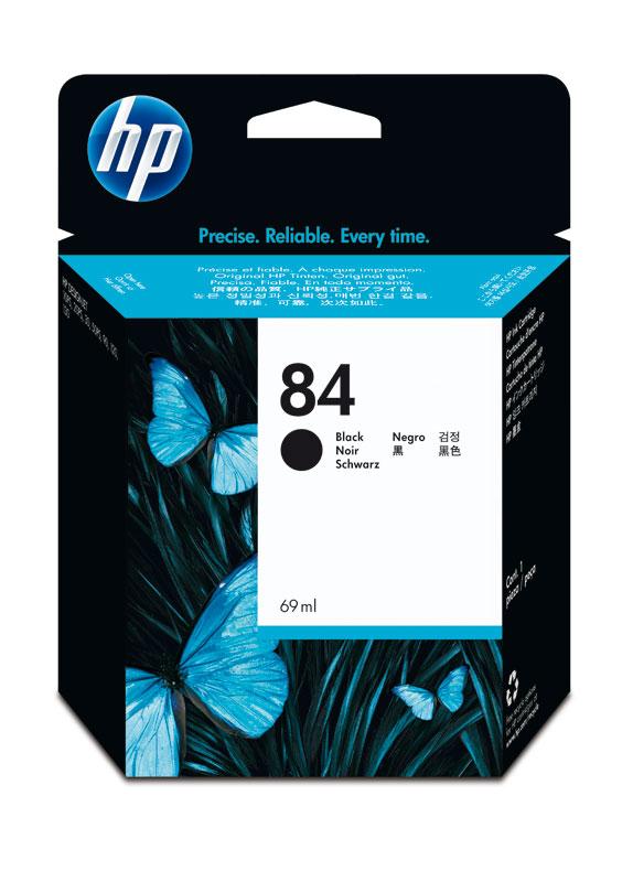 HP 84 zwart