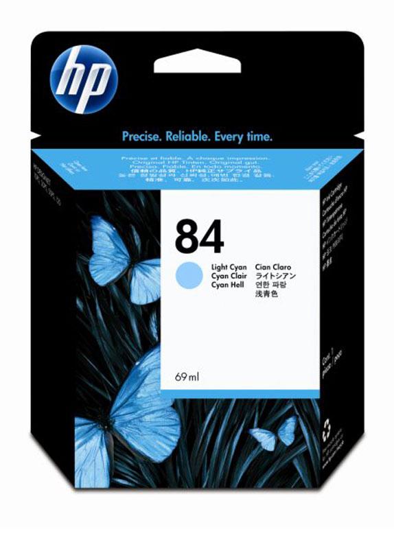 HP 84 licht cyaan