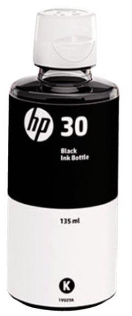 HP 30 Inktfles zwart