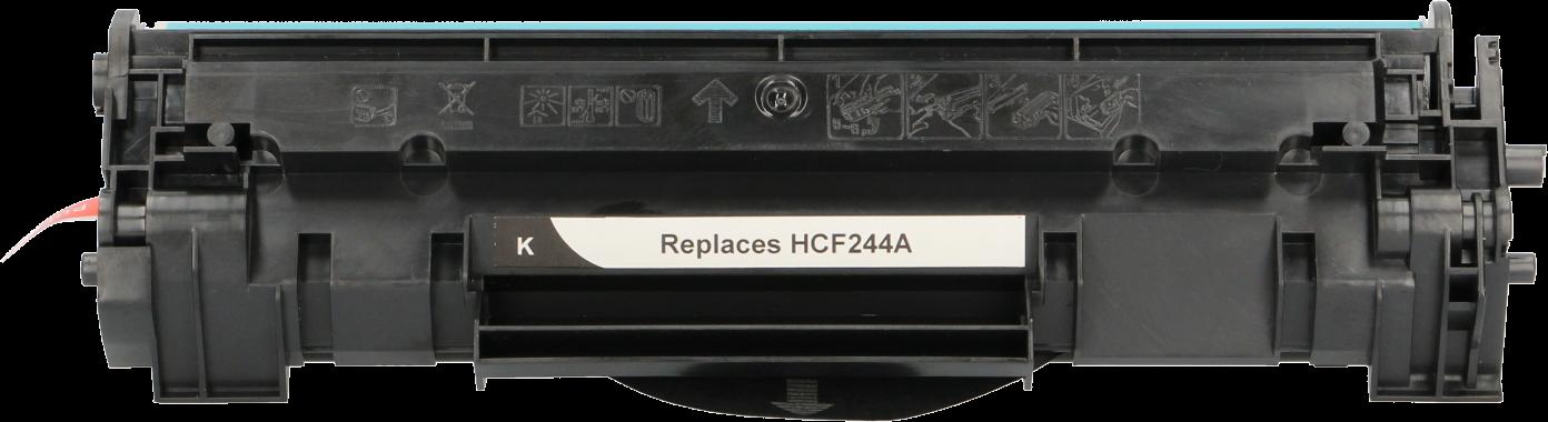 Huismerk HP 44A zwart