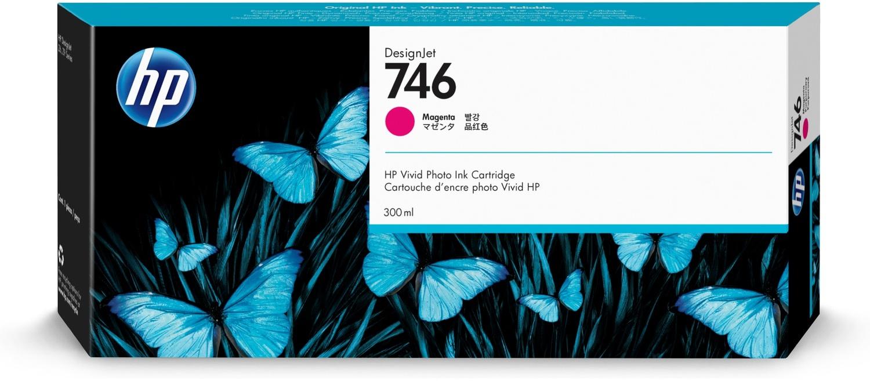 HP 746 magenta