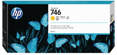HP 746 geel