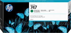 HP 747 groen