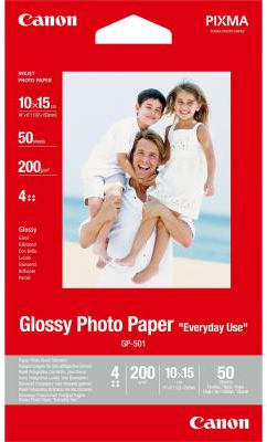 Canon GP-501 Glossy Photo Paper wit