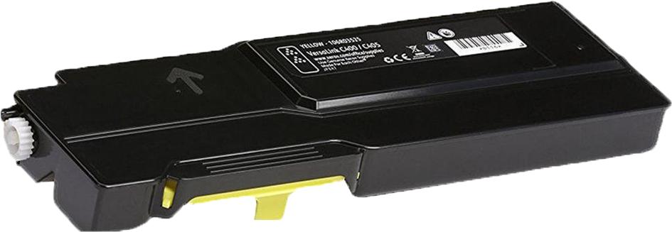 Huismerk Xerox C400 geel