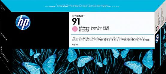 HP 91 licht magenta