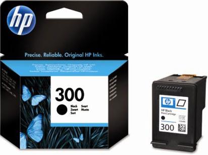 HP 300 zwart