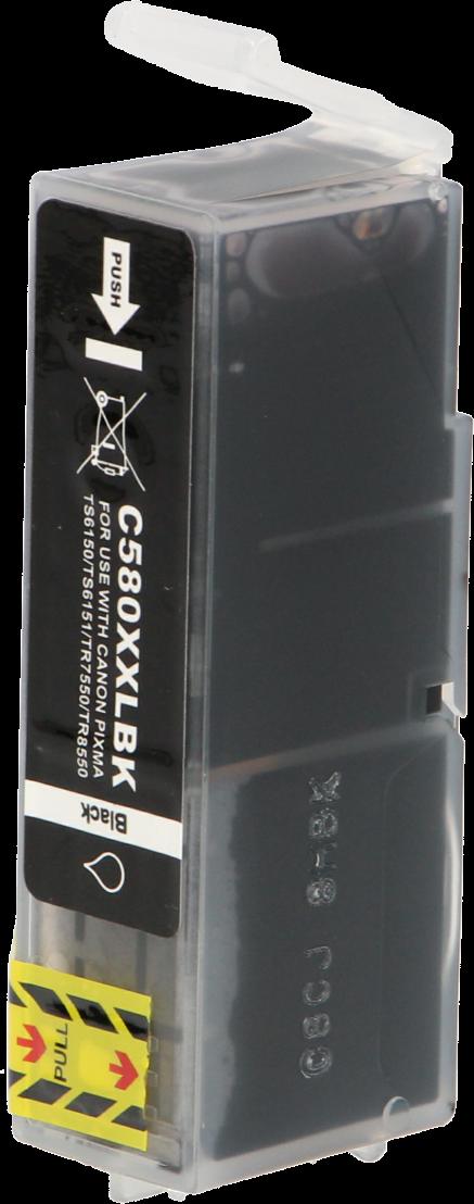 Huismerk Canon PGI-580XXL zwart