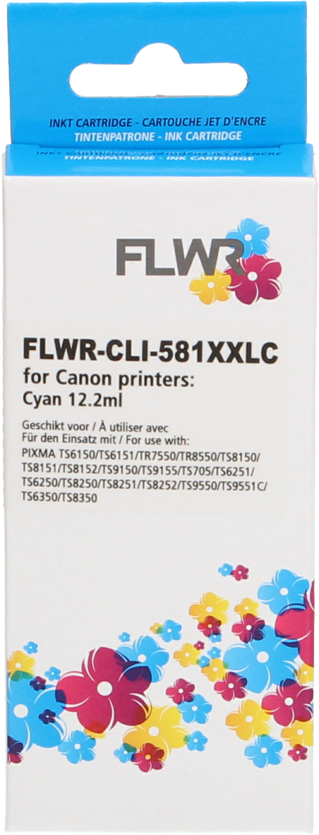 Canon CLI-581XXL cyaan
