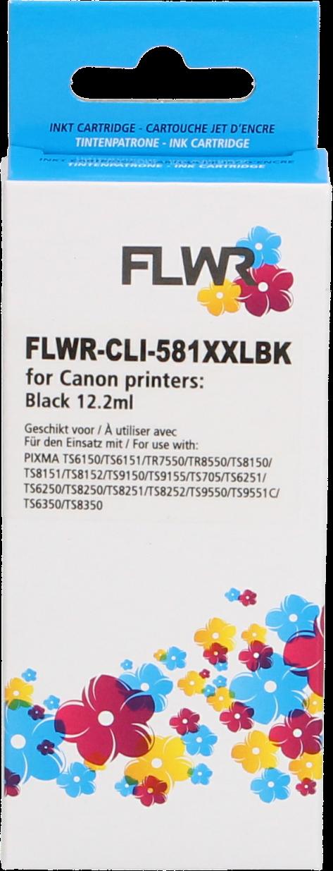 Canon CLI-581XXL zwart