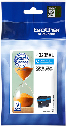 Brother LC-3235XLC cyaan