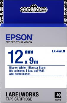 Epson LK-4WLN blauw