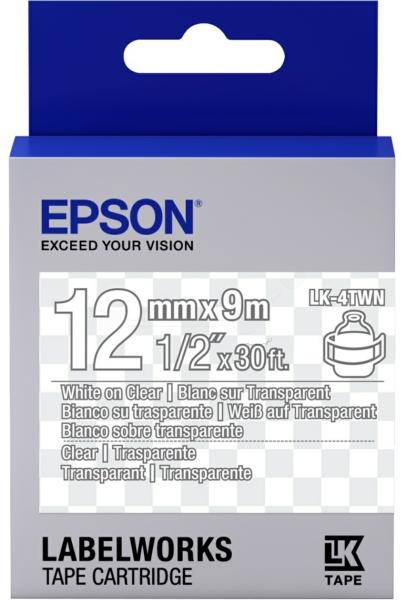 Epson LK-5WRN wit