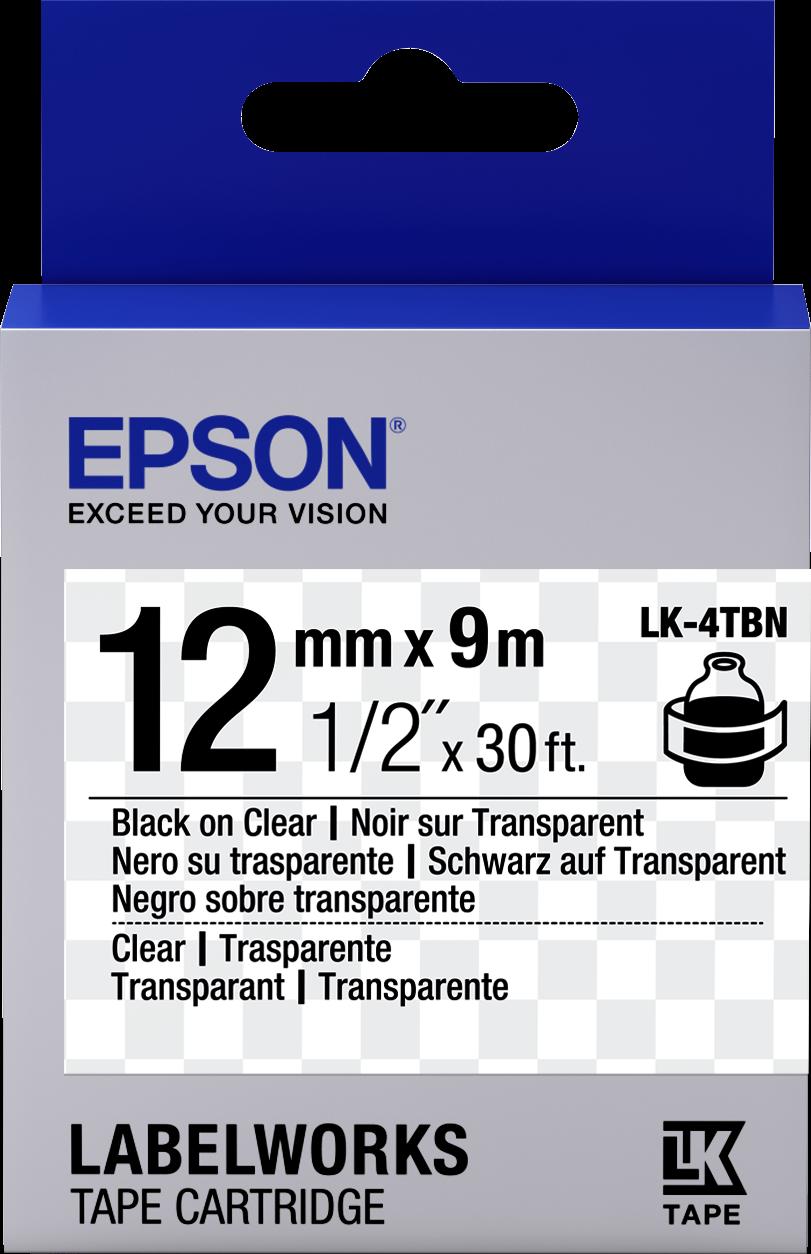 Epson LC-4TBN9 zwart