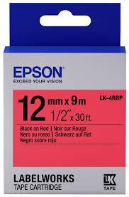 Epson LK-4RBP zwart