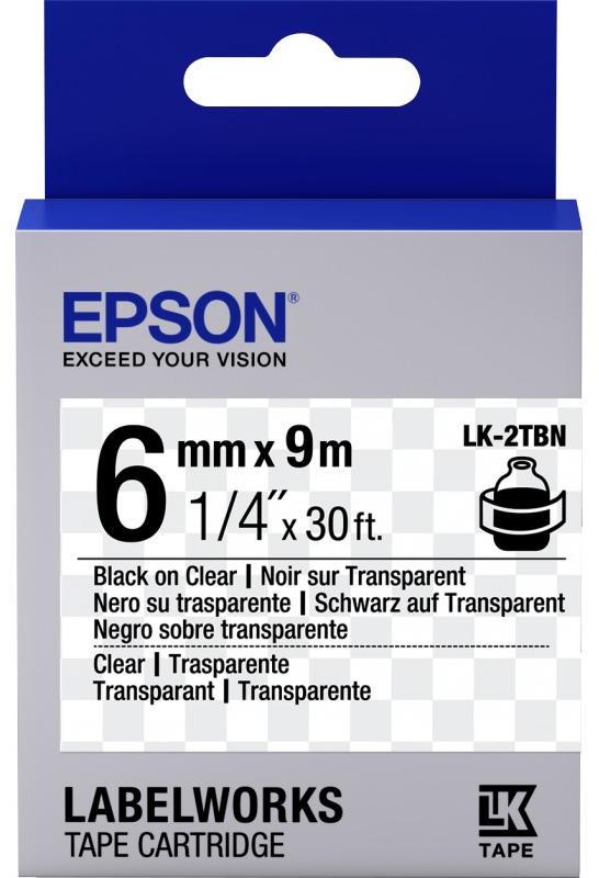 Epson LK-2TBN zwart