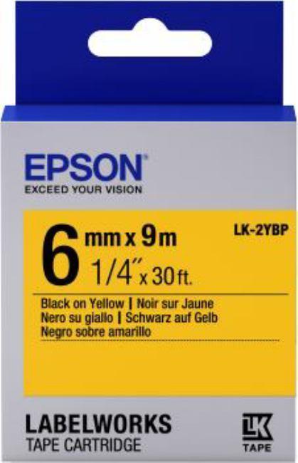 Epson LK-2YBP zwart