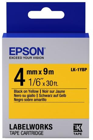 Epson LK-1YBP zwart