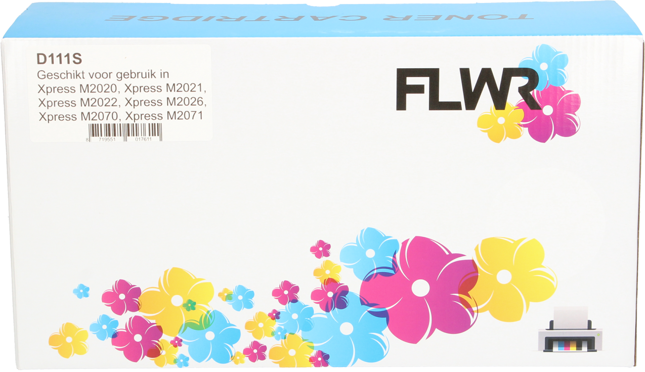 FLWR Samsung toner MLT-D111S zwart