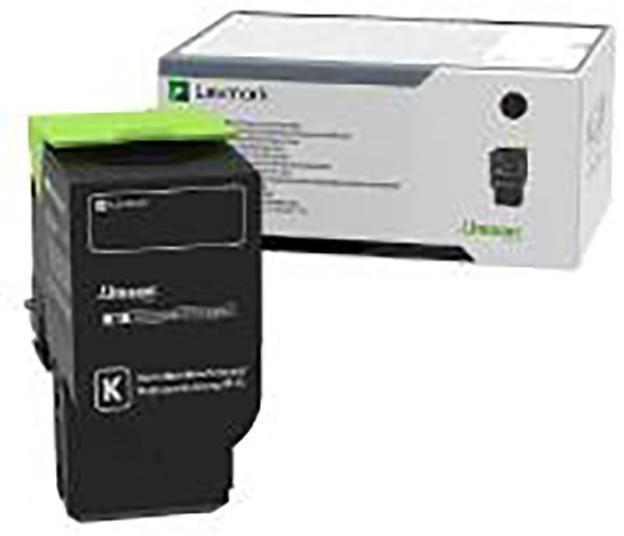 Lexmark 78C0X10 zwart