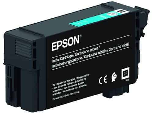 Epson T40C240 cyaan