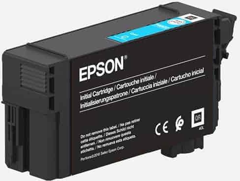 Epson T40D240 XL cyaan