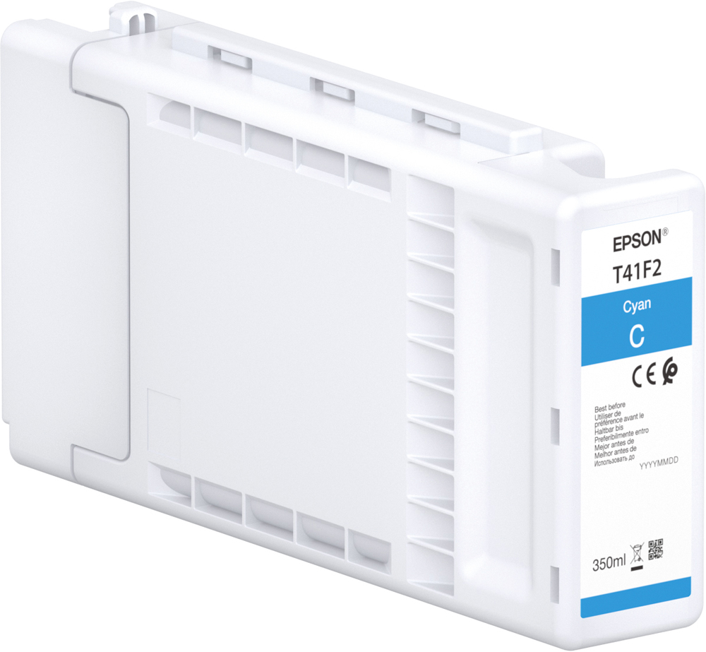 Epson T41F240 XL cyaan