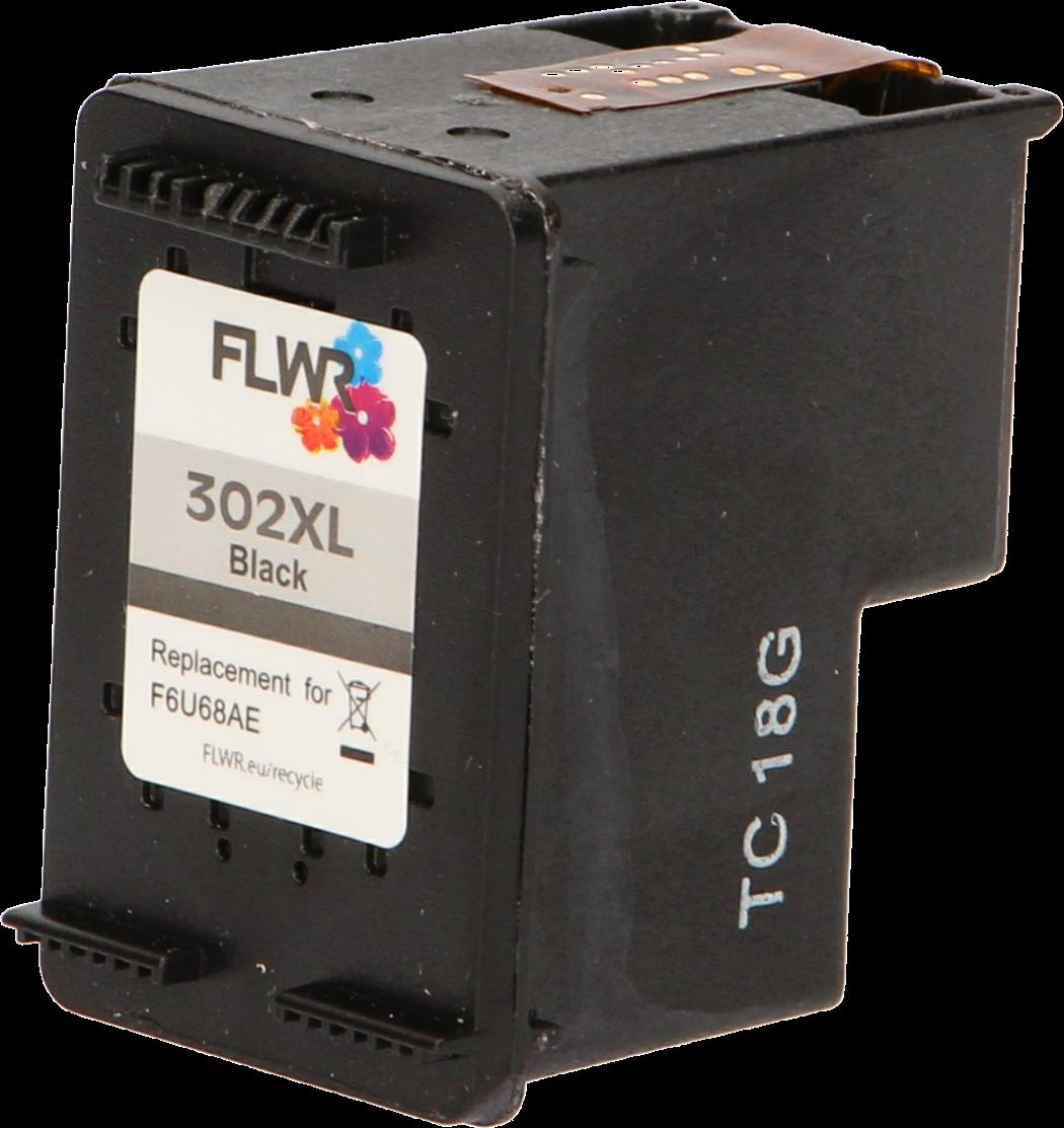 FLWR HP 302XL zwart