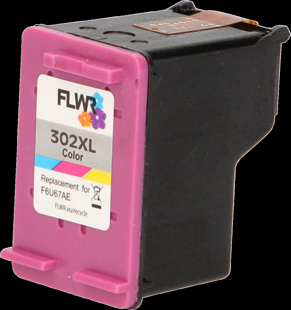 FLWR HP 302XL kleur