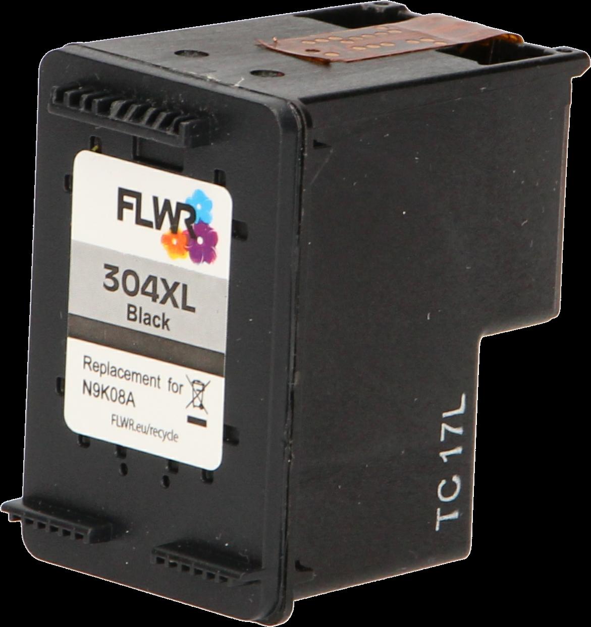 FLWR HP 304XL zwart