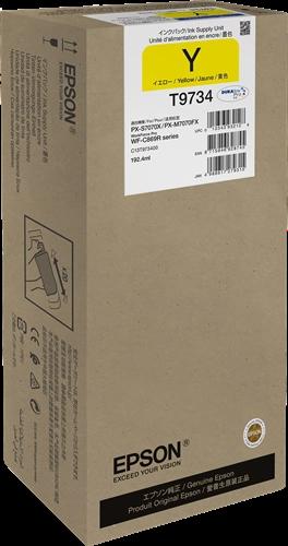 Epson T9734 geel