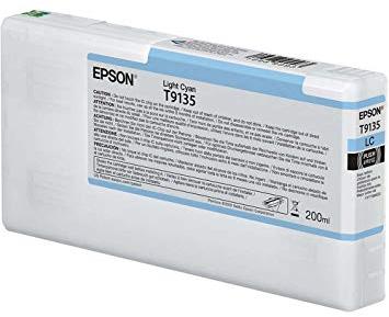 Epson T9135 licht cyaan