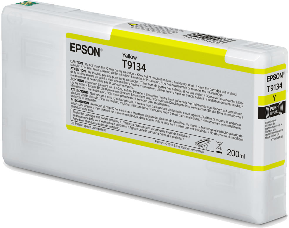 Epson T9134 geel