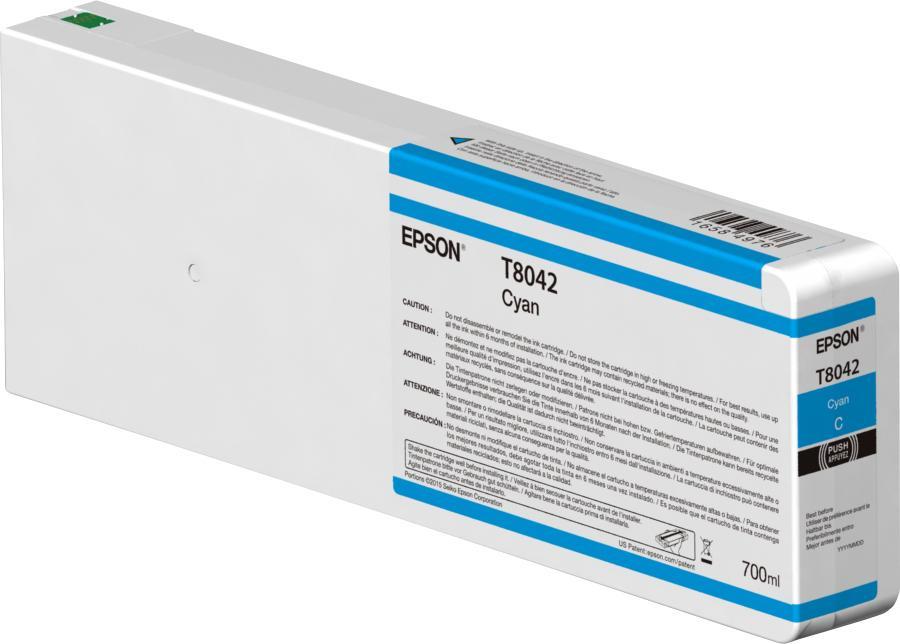 Epson T802400 cyaan