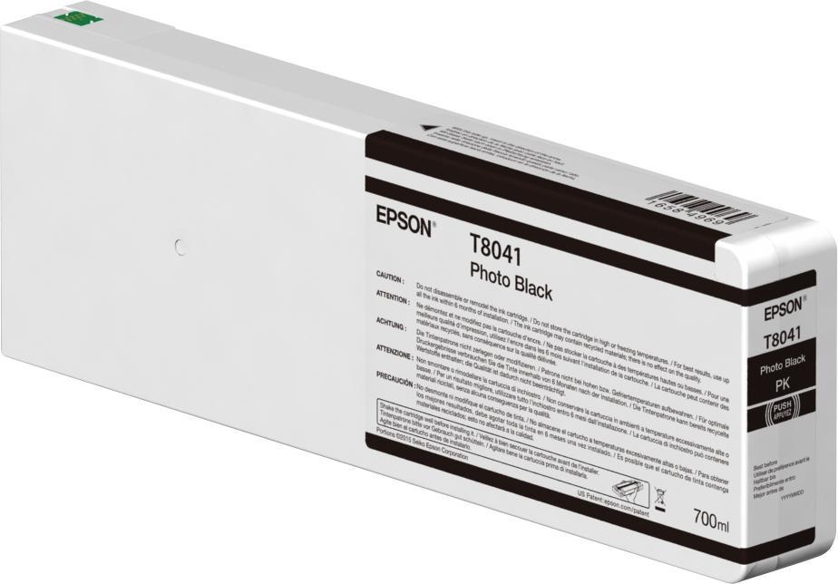 Epson T804100 foto zwart
